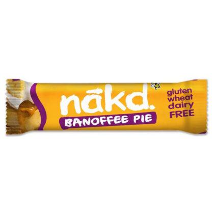 Nakd Banoffee Pie Bar