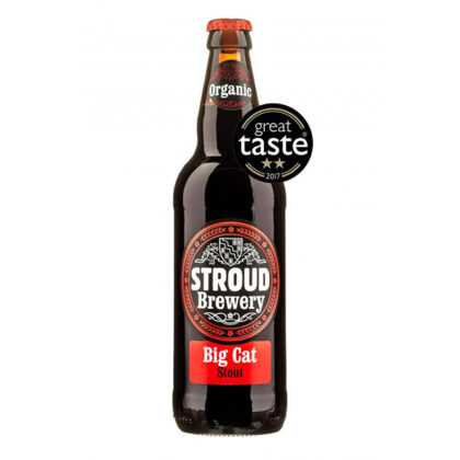 Stroud Brewery Big Cat Stout Organic