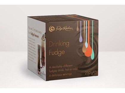 Fudge Kitchen Drinking Fudge