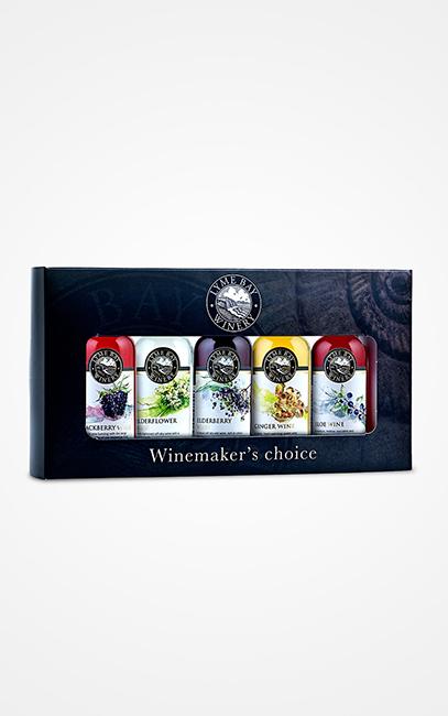 Lyme Bay Miniature Wines Gift Box