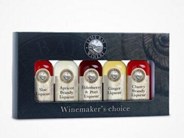 Lyme Bay Miniature Liqueurs Gift Box