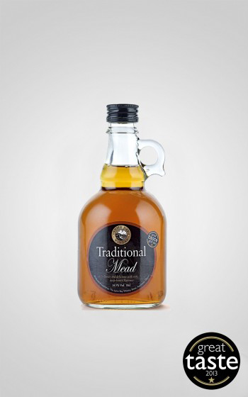 Lyme Bay Traditional Mead Flagon 50cl
