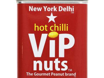 New York Delhi Hot Chilli ViP Nuts