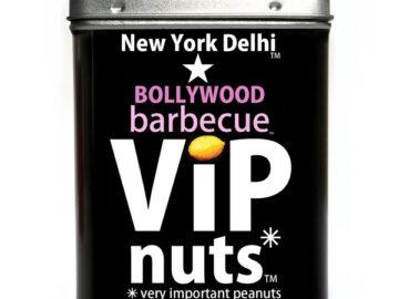 New York Delhi Bollywood Barbecue ViP Nuts