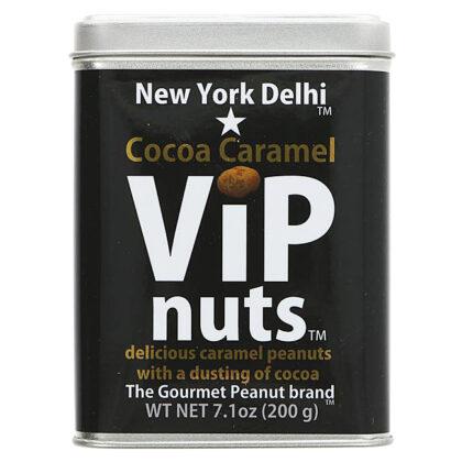 New York Delhi Cocoa Caramel ViP Nuts
