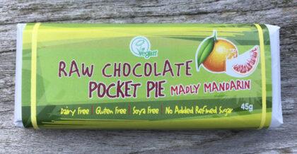 Living Foods Madly Mandarin Pocket Pie