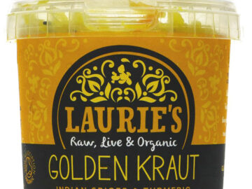Laurie's Golden Kraut India Spices & Turmeric Organic