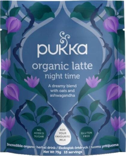 Pukka Night Time Latte Organic