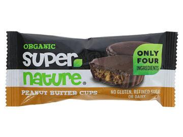 Super Nature Peanut Butter Cups Organic
