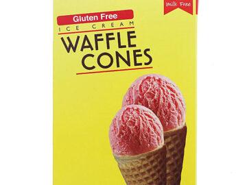 Barkat Gluten Free Ice Cream Waffle Cones