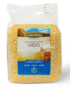 La Bio Idea White Orzo Pasta Organic