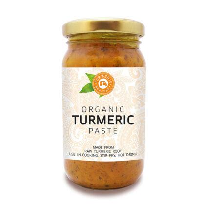 Turmeric Merchant Turmeric Paste Organic