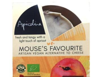 Mouse's Favourite Artisan Vegan Apricot Cheese