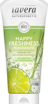 Lavera Happy Freshness Body Wash Organic