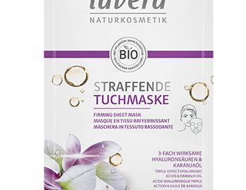 Lavera Firming Sheet Mask Organic