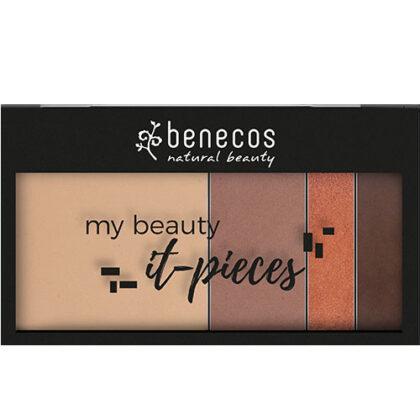 Benecos My Beauty It-Pieces Freaking Hot Refill Palette