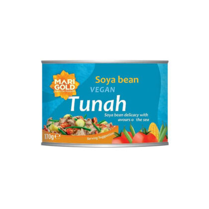 Marigold Soya Bean Vegan Tunah