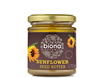 Biona Sunflower Seed Butter Organic