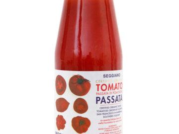 Seggiano Sicilian Single Estate Tomato Passata Organic