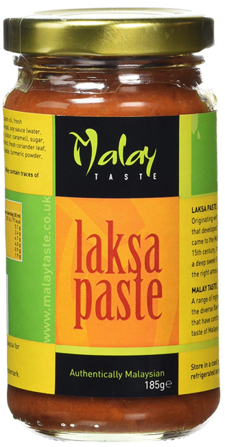 Malay Taste Laska Paste