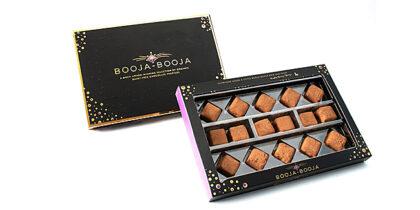 Booja Booja Award Winning Truffle Selection Organic