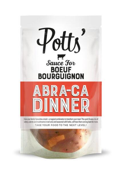Potts' Bouef Bourguignon Sauce
