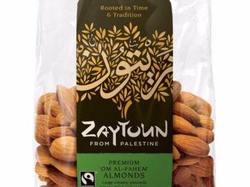 Zaytoun Premium Om Al Fahem Almonds