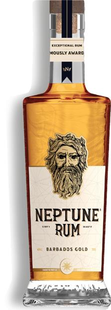 Neptune Barbados Gold Rum  35cl