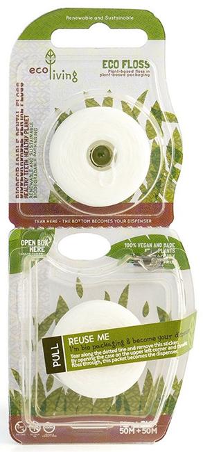 Eco Living Eco Floss 2 Pack