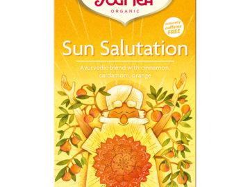 Yogi Sun Salutation Organic