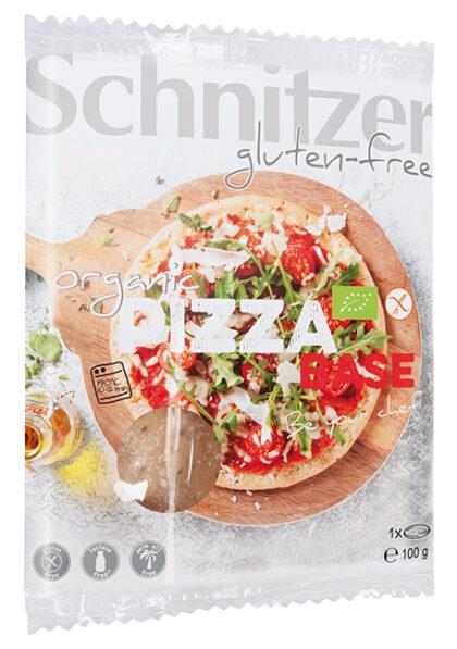 Schnitzer Gluten-Free Pizza Base Organic