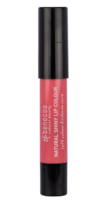 Benecos Natural Shiny Lip Colour Pretty Daisy
