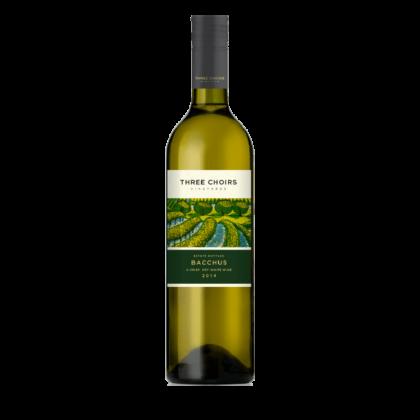 Three Choirs Bacchus 2017 Dry White Wine