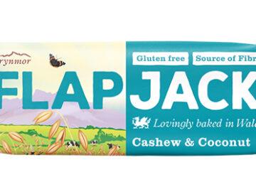 Brynmor Cashew & Coconut Flapjack