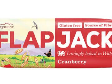 Brynmor Cranberry Flapjack