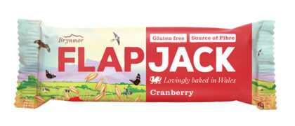 Brynmor Cranberry Flapjack