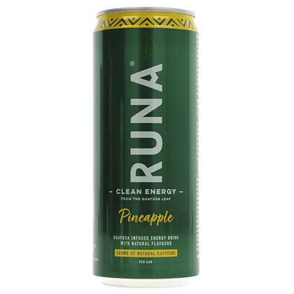 Runa Pineapple Energy Drink Organic