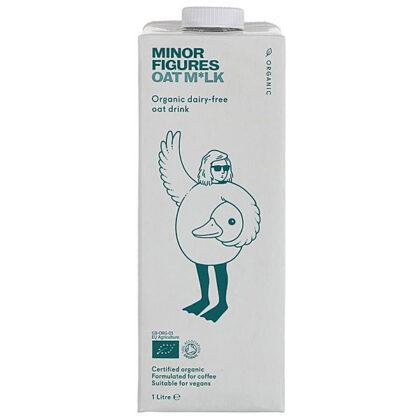 Minor Figures Oat Milk Organic
