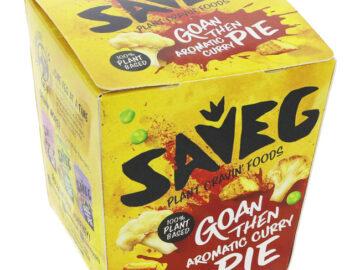 Saveg Goan Then Aromatic Curry Pie