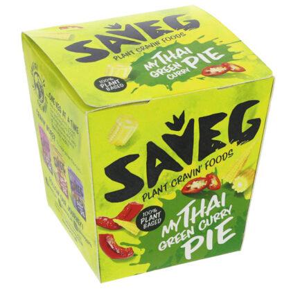 Saveg MyThai Green Curry Pie