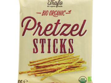 Trafo Pretzel Sticks Organic