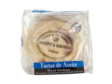 Fabrica De Tortas Andres Gavino Olive Oil Torta Biscuits