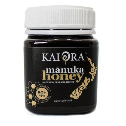 Kai Ora 80+ Manuka Honey 250g