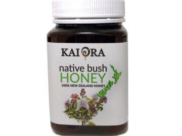 Kai Ora Native Bush Honey