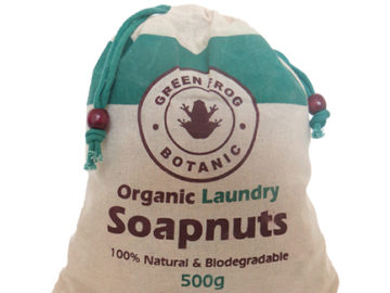 Green Frog Botanic Laundry Soapnuts Organic