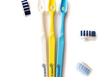Yaweco Medium Nylon Toothbrush