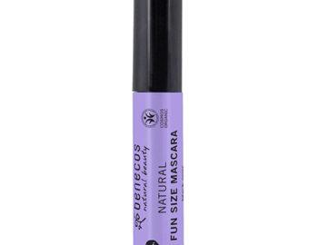 Benecos Natural Fun Size Mascara Black Onyx