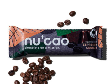 Nu Cao Espresso Crunch Chocolate Organic