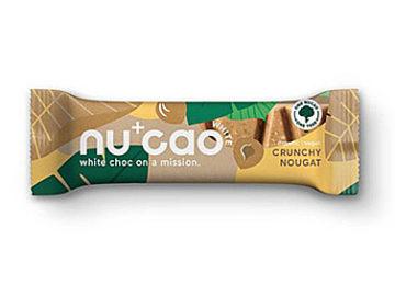 Nu Cao Nougat White Chocolate Organic