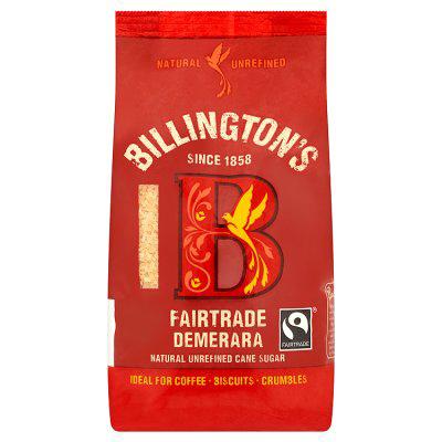 Billington's Fairtrade Demerara Sugar
